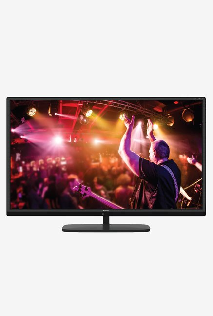 "Sansui SJX40HB21CAF 98cm (39 "") HD Ready LED TV (Black)"