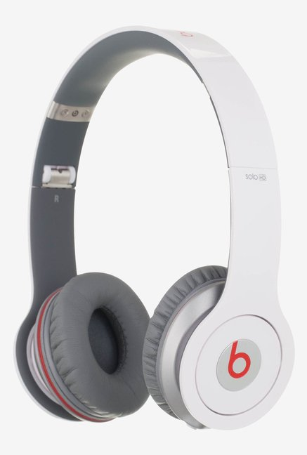 Beats SOLO HD 900-00012-02 HeadPhone (White)