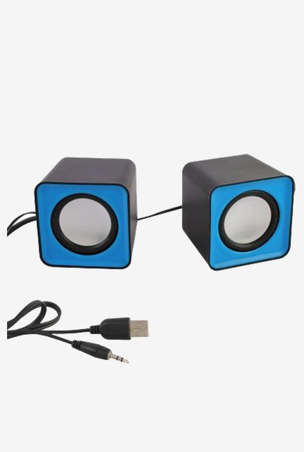 Storite Mini Portable Classic Multimedia Speaker (Multi )
