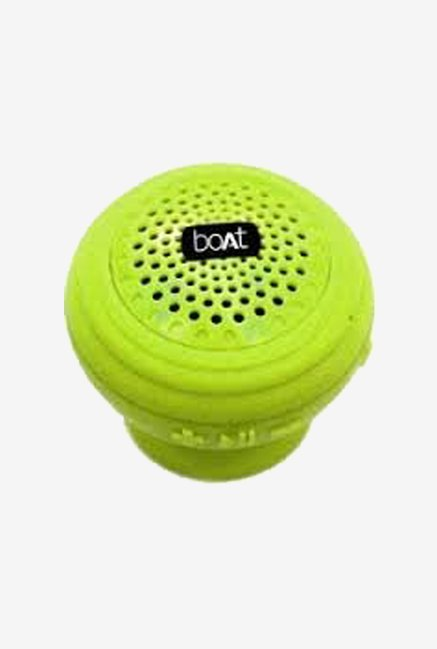 Boat Dynamite BT 100 Portable Bluetooth Speakers (Green)
