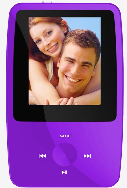 Ematic EMS004PL 5 MP Camera (Purple)