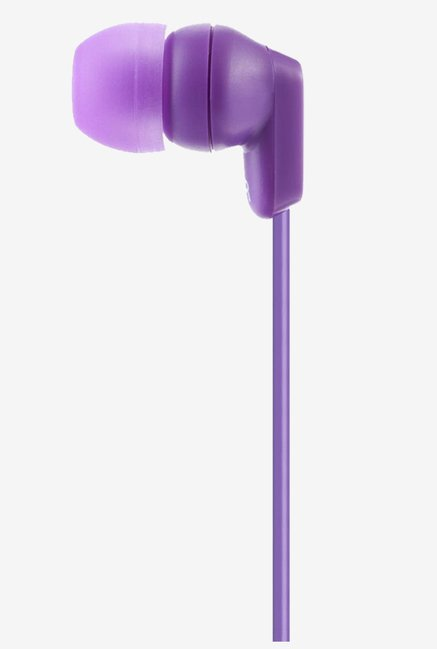 Skullcandy 2XL WHIP In the Ear Headphone with Mic (Purple)