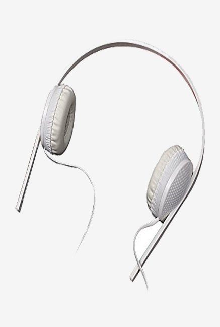 KolorEdge 4355-HEADPHONE39 Headphone (White)