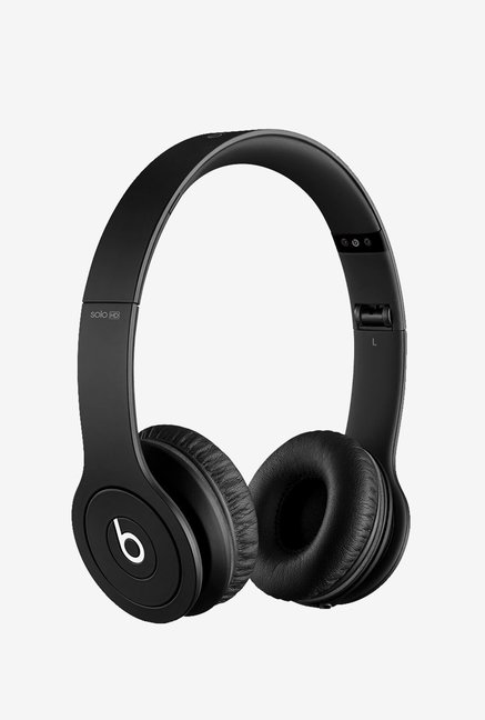 Beats Solo HD On-Ear wired Headphone (Black)