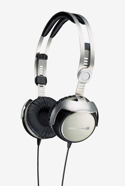 Beyerdynamic T 51 I Headphones (Silver/Black)