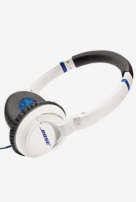 Bose SoundTrue Headphones On-Ear Style (White)