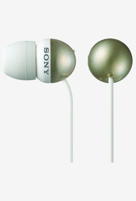 Sony MDR-EX33LP/GLD EX Style Headphones (Gold)