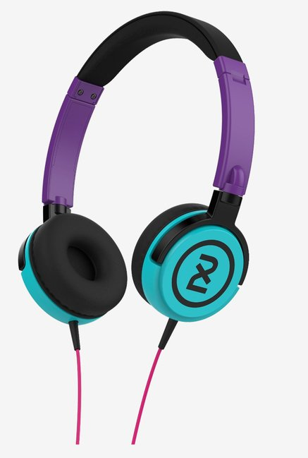 Skullcandy X5SHFZ-834 2XL Shakedown Headphone (Purple)