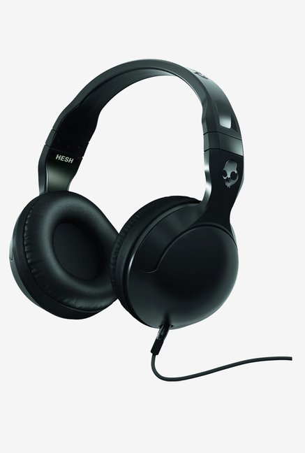 Skullcandy S6HSGY-374 Hesh 2.0 Headphones (Black)