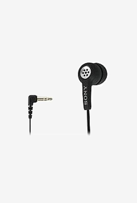 Sony 264968 Earphone Style Telephone Microphone (Black)