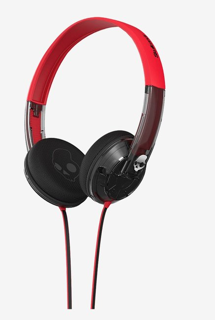 Skullcandy S5URFZ-390 Uprock On the Ear Headphone (Clear)