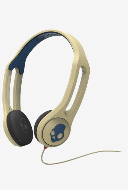 Skullcandy S5IHFY-306 On the Ear Headphone (Khaki)