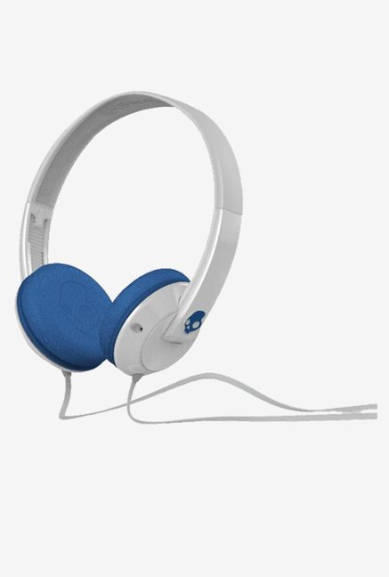 Skullcandy S5URDY-238 On the Ear Headphone (White)