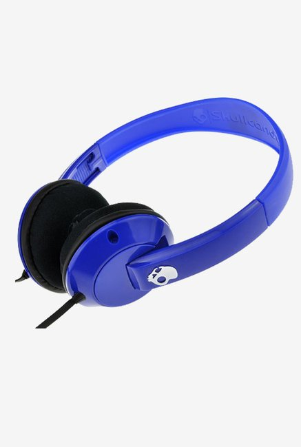 Skullcandy SGURFZ-087 Uprock On the Ear Headphone (Blue)