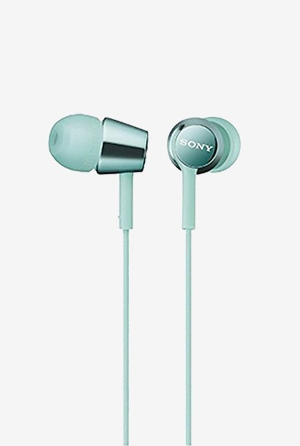 SONY MDR-EX150 / L Canal Type Earphone (Blue)