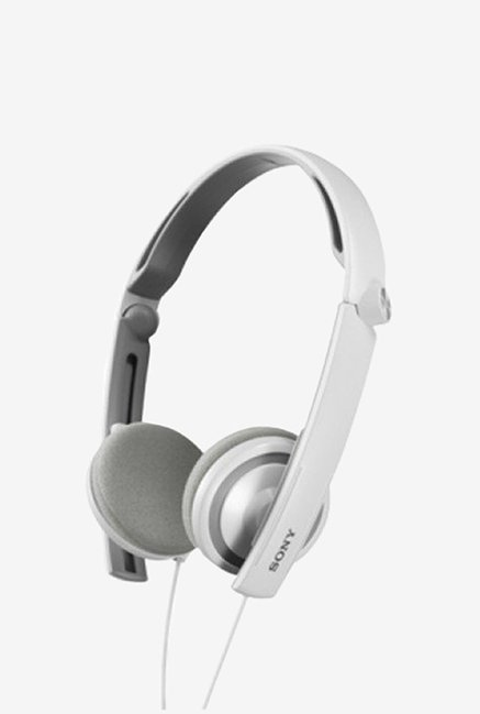 Sony MDR-S40/WQ-E-Headphone (White)
