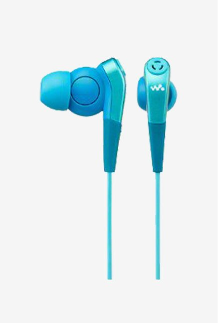 Sony MDR-NWNC33(L) In The Ear Noise Cancelling (Blue)