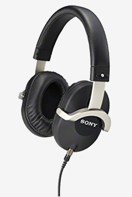 Sony MDRZ1000 Sound Monitoring On The Ear Headphones (Black)