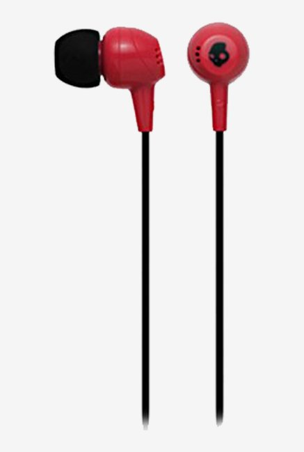 Skullcandy JIB S2DUDZ-040 In the Ear Headphone (Pink)