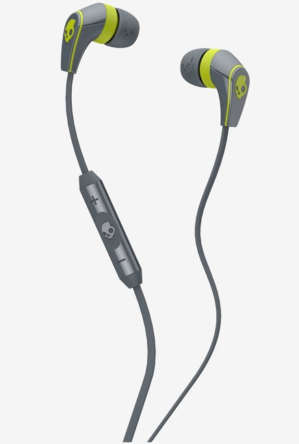 Skullcandy S2FFFM-319 50/50 Supreme Sound (Gray/Hot Lime)