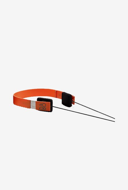 Bang & Olufsen 1641215 On the Ear Headphones (Orange)