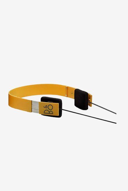 Bang & Olufsen 1641231 On the Ear Headphones (Yellow)