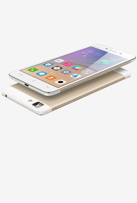 Vivo V1 4G LTE Android v5.0 Lollipop (Gold)