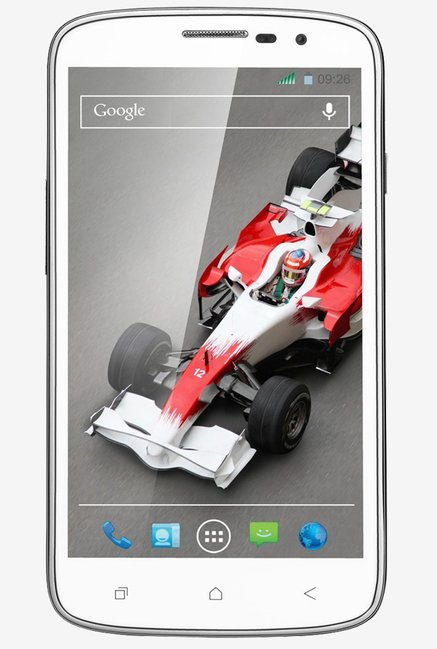 Xolo Q1000 Opus IPS Display (White)