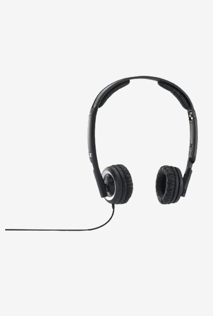 Sennheiser PX 200 II B Volume Control Headphone (Black)