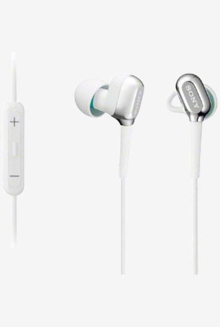 Sony XBA-C10IP/W Sealed In the Ear Receiver (White)