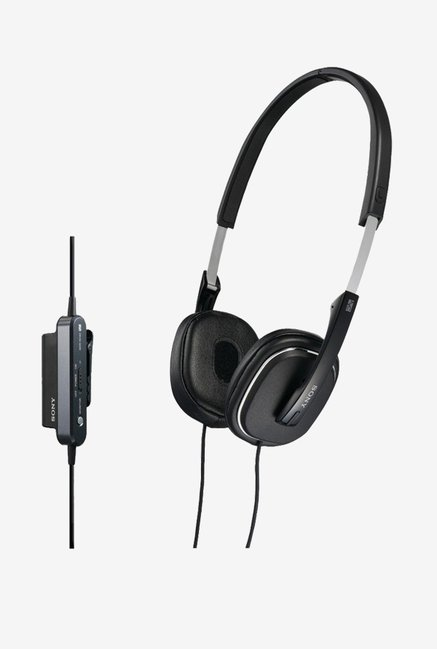 Sony MDR-NC40 Noise Cancelling Headphone (Black)