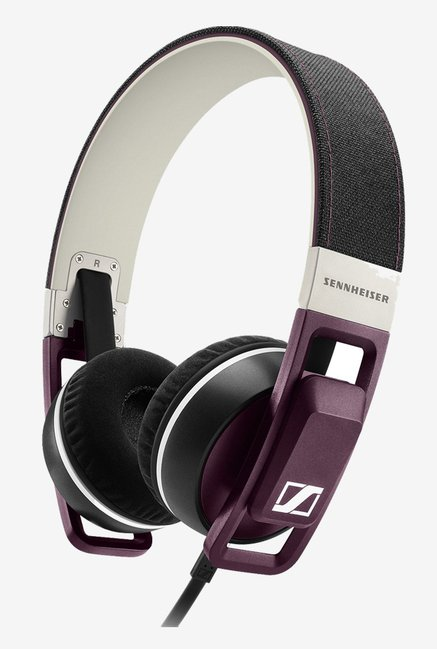 Sennheiser Urbanite On-Ear Headphones (Plum)