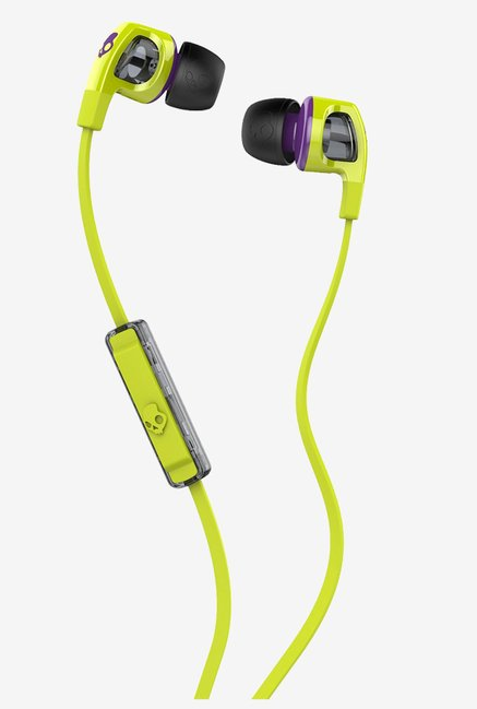 Skullcandy S2PGFY-319 All New Colorful and Trendy Buds