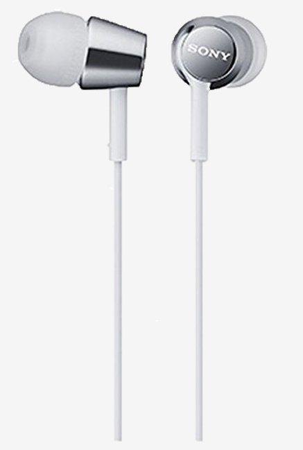 Sony MDR-E10LP/WHI Fashion Earbuds Snow (White)