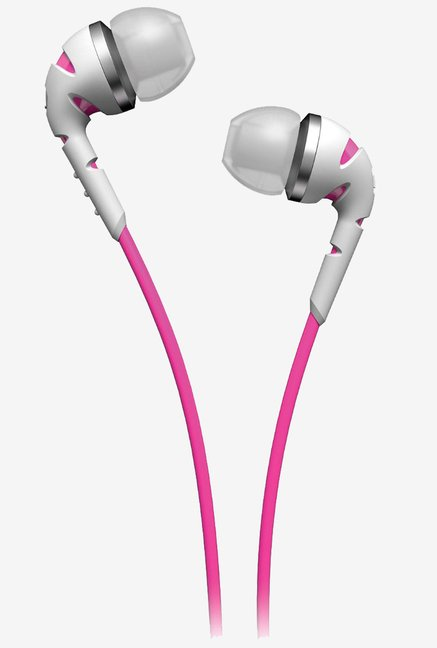 Philips SHO2200WT/28 In the Ear Headset (White)