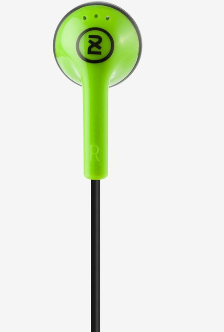 Skullcandy 2XL Offset Earbud Headphone (Green)