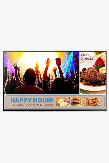 Samsung RM40D 101 (40 inch) Full HD SMART Signage TV