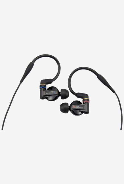 Sony Mdr-ex800st Headphones In the Ear (Black)