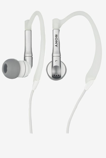 Sony MDR-EX81LP Bud-Style  Earphones In the Ear (White)
