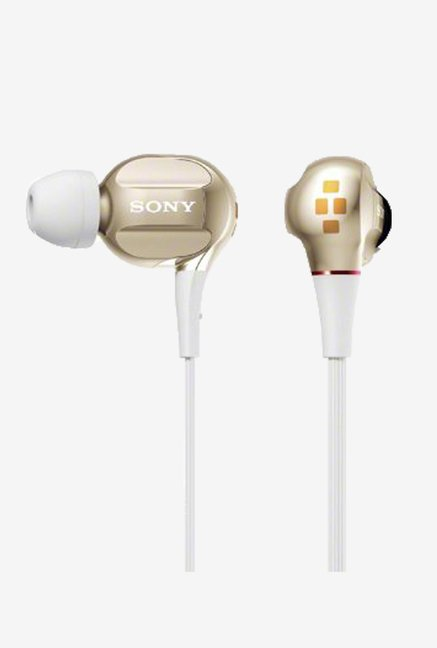 Sony XBA-40/N In the Ear Headphone (Gold)