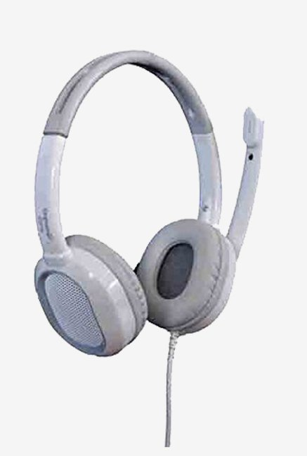 Cognetix CX710 Wired Headphones (Gray)