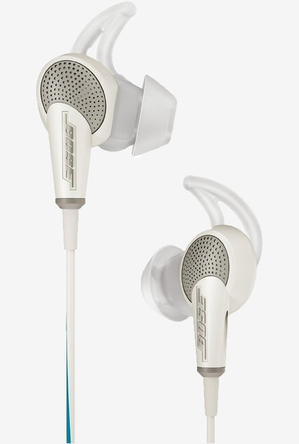 Bose QuietComfort 20 Acoustic Headphones (White)