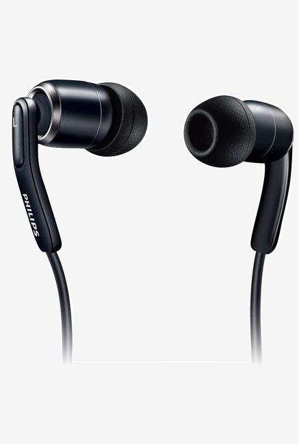 Philips SHE9700/98 In The Ear Headphone (Black)