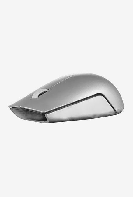 Lenovo 500 GX30H55934 1000 DPI Wireless Mouse (Silver)