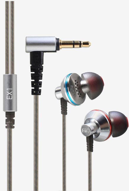FiiO EX1 In the Ear Earphones (Black)