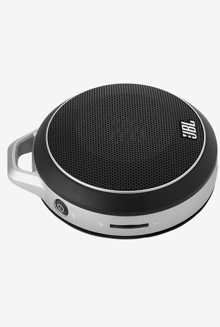 JBL Micro Wireless Portable Speaker (Black)