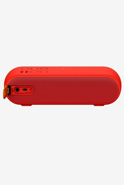 Sony SRS-XB2 Portable Wireless Speakers (Red)