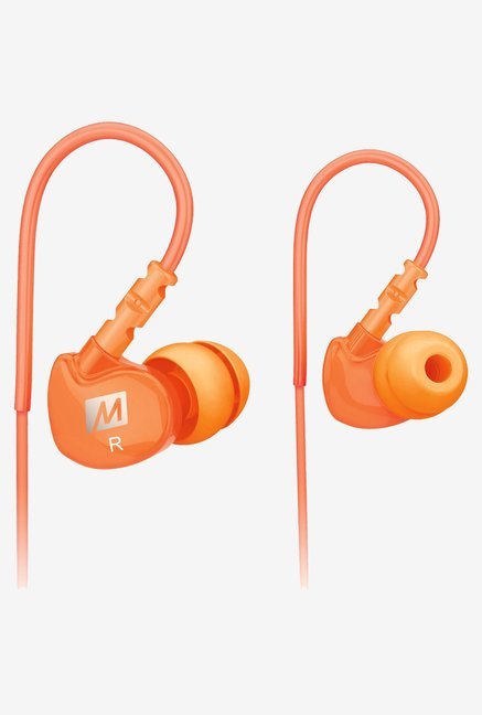 MEE Audio Sport-Fi M6 In The Ear Headphones (Orange)