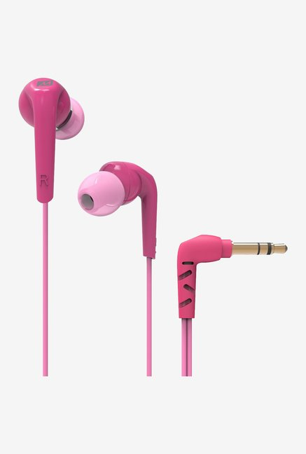 MEE Audio RX18 In The Ear Headphones (Pink)