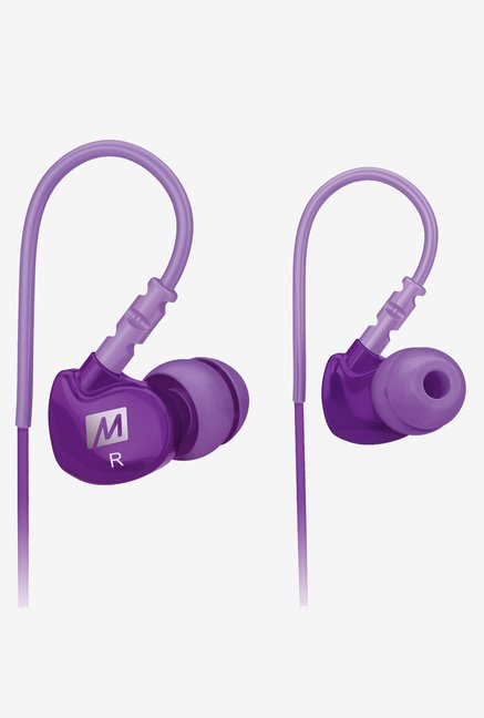 MEE Audio Sport-Fi M6 In The Ear Headphones (Purple)